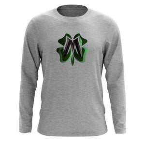 Master of Luck Clover FX Long Sleeve - SprtGry