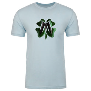 Master of Luck Clover FX Short Sleeve - LBlu