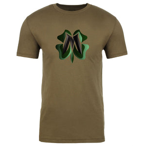 Master of Luck Clover FX Short Sleeve - MGrn