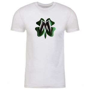 Master of Luck Clover FX Short Sleeve - Wht