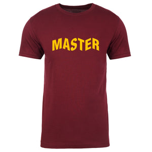 Master of Luck Logo Short Sleeve - Yel on Mrn
