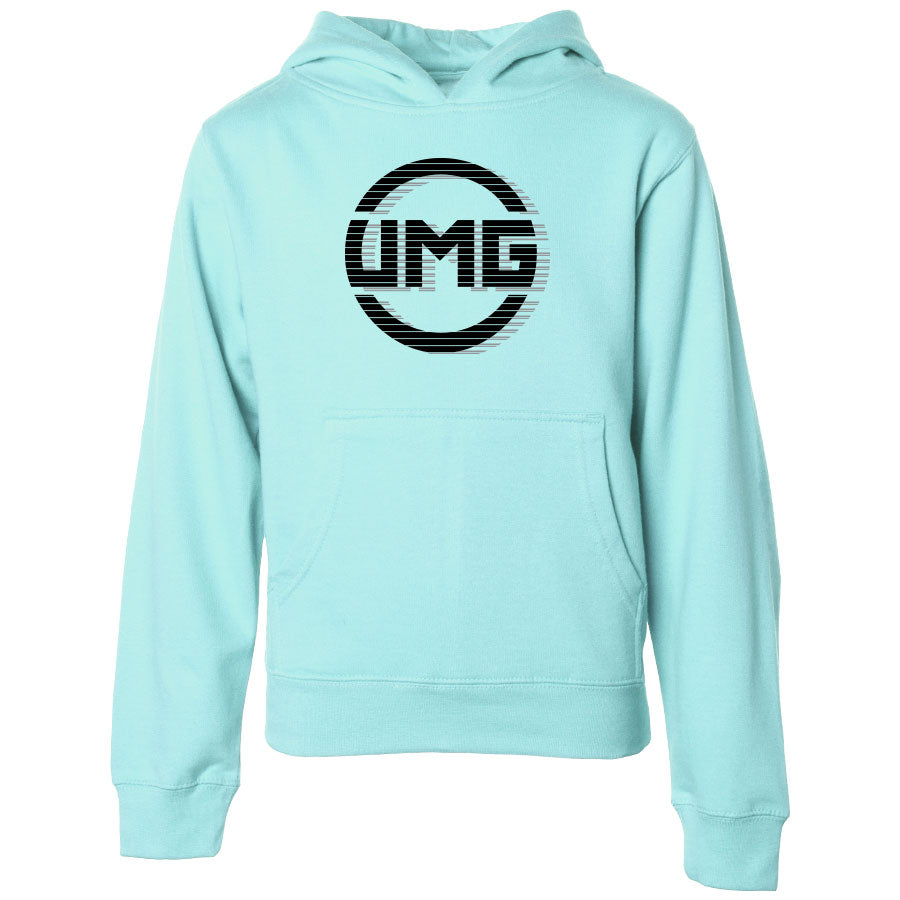 UMG Shutter FX Blk Youth Hoodie