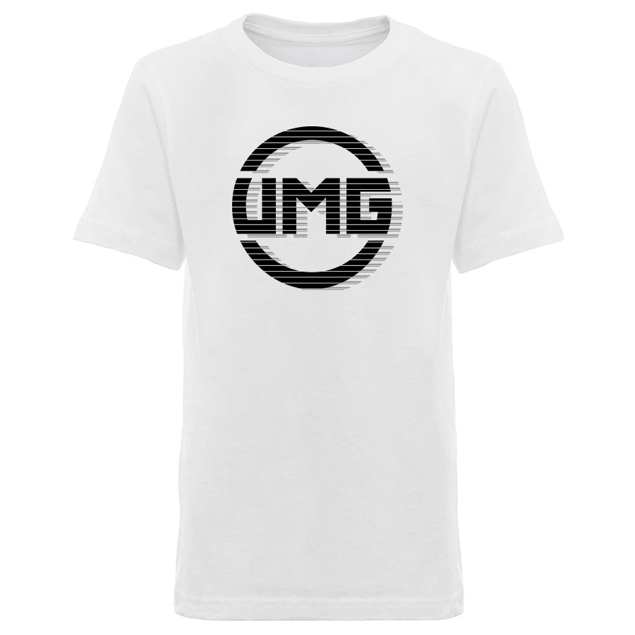 UMG Shutter FX Blk Youth Short Sleeve