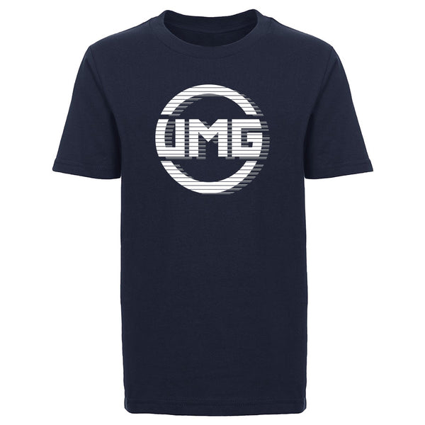 UMG Shutter FX Wht Youth Short Sleeve