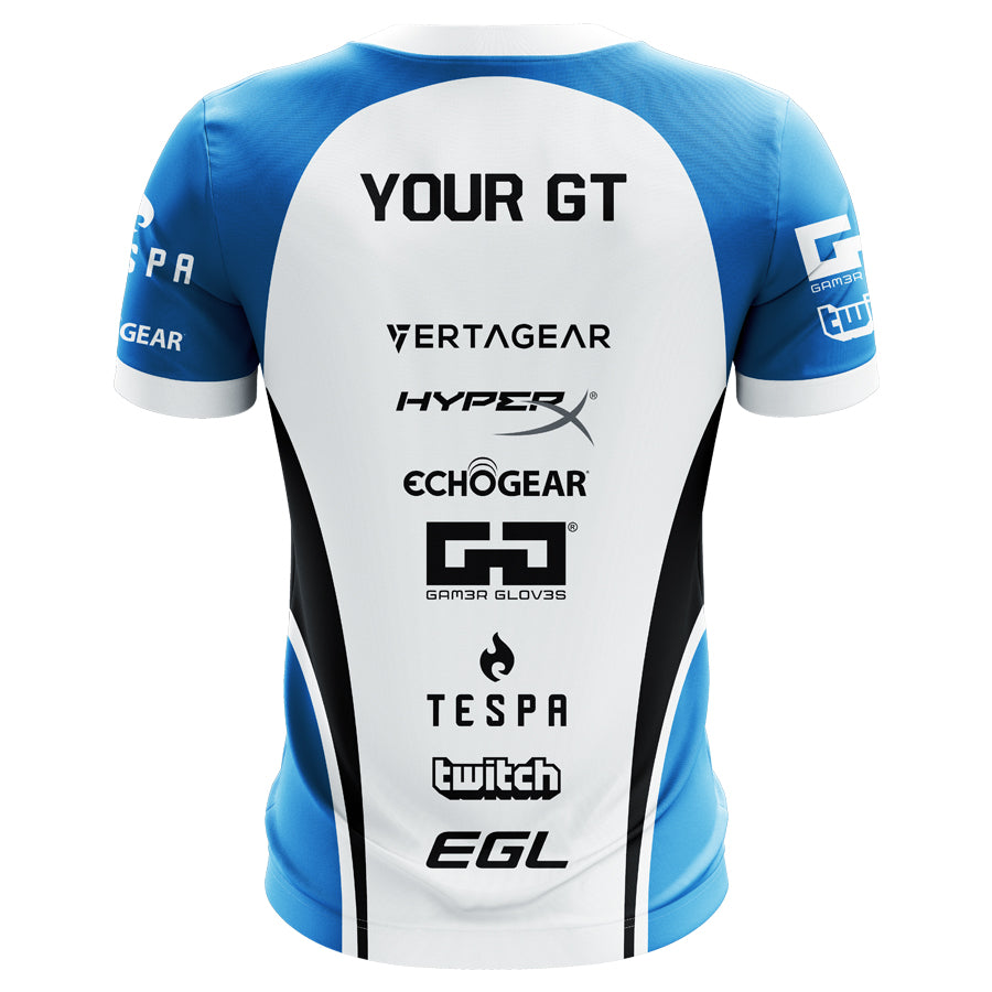 Custom Colorado Frost Pro Team Jersey