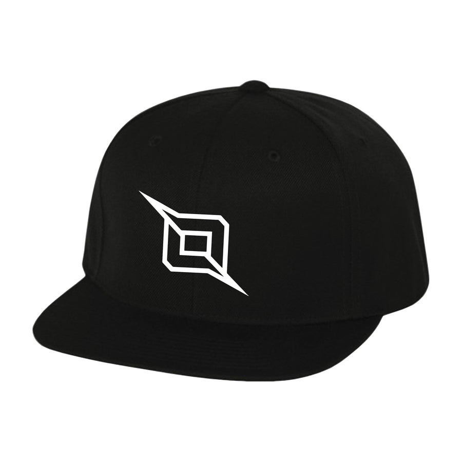 Octane 6 Panel Snapback Hat - Clearance Item