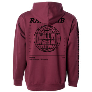 Randumb Hoodie - Worldwide Influence Combo