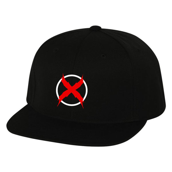 Xposed 6 Panel Snapback Hat - Clearance Item
