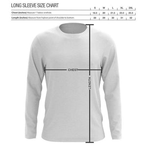 Graves Circle FX Long Sleeve - SprtGry