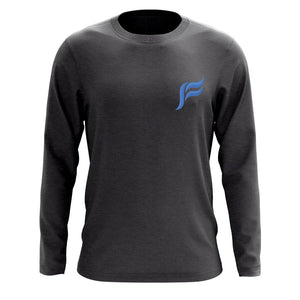 Felo Icon Heart FX Long Sleeve - Chcl