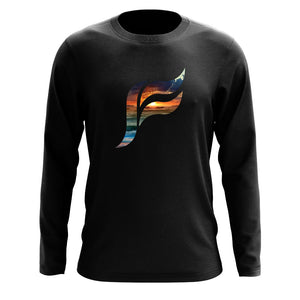Felo Icon FX Sunset Long Sleeve - Blk