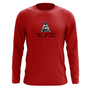 Graves Eye FX Long Sleeve - Red