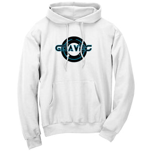 Graves Circle FX Hoodie - Wht