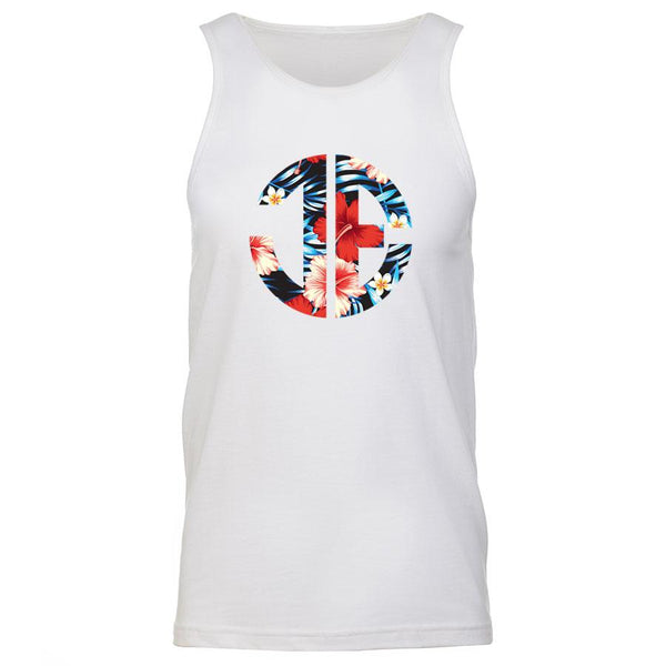 JEric Icon FX Tank Top - Floral