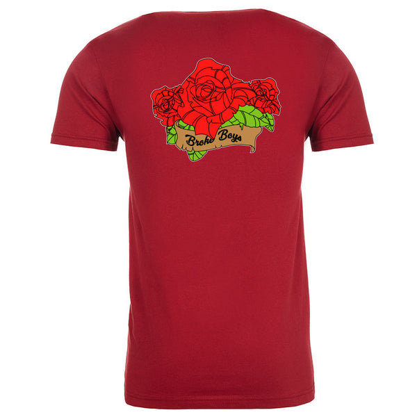 JEric Rose FX Short Sleeve - Crdnl - DISCOUNTED ITEM