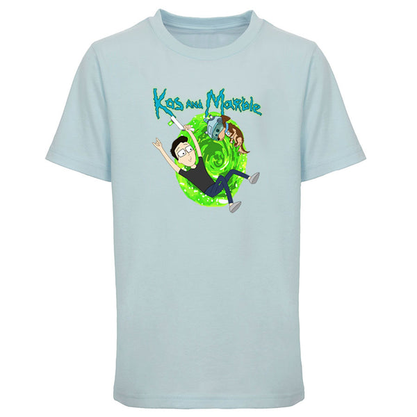 KOS and Marble FX Youth Short Sleeve