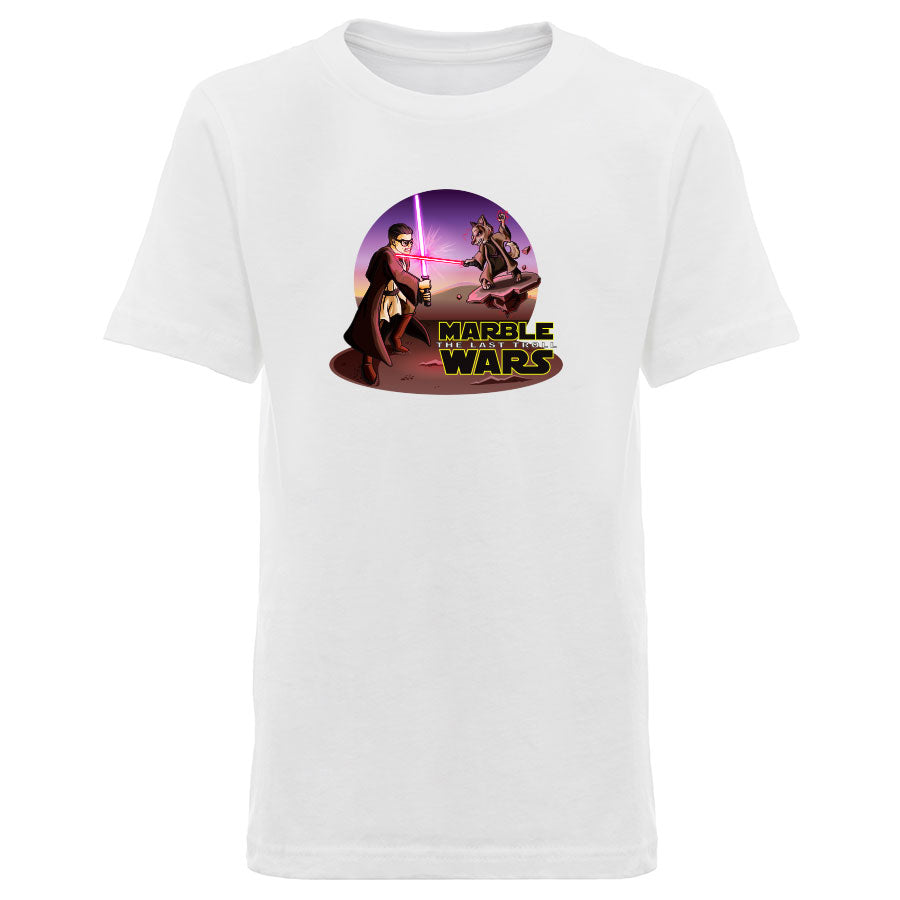 KOSDFF vs Marble Troll Wars FX Youth Short Sleeve