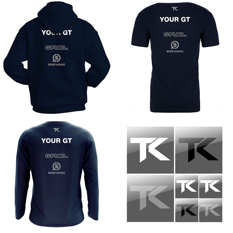 Team Kaliber Pro Custom Fan Pack