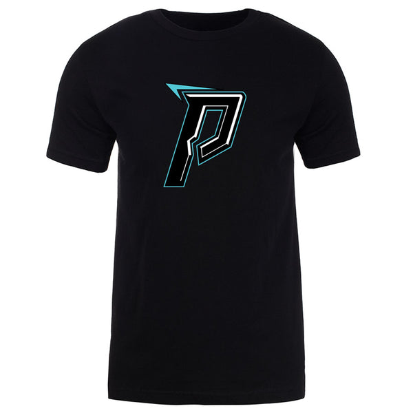 Panik Gaming Icon FX Short Sleeve - Blk - DISCOUNTED ITEM