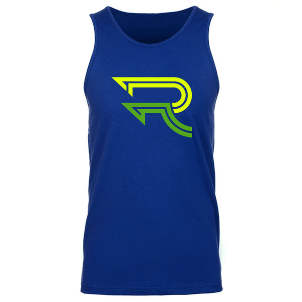 Replays DoubleUp Tank Top - NYelGrn on Ryl
