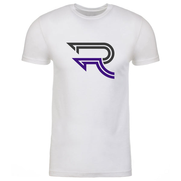 Replays DoubleUp Short Sleeve - DGryPrp on Wht