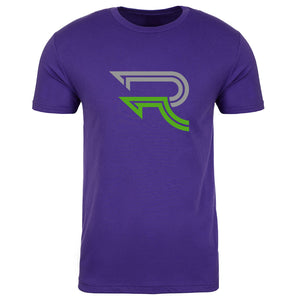 Replays DoubleUp Short Sleeve - GryGrn on Prp