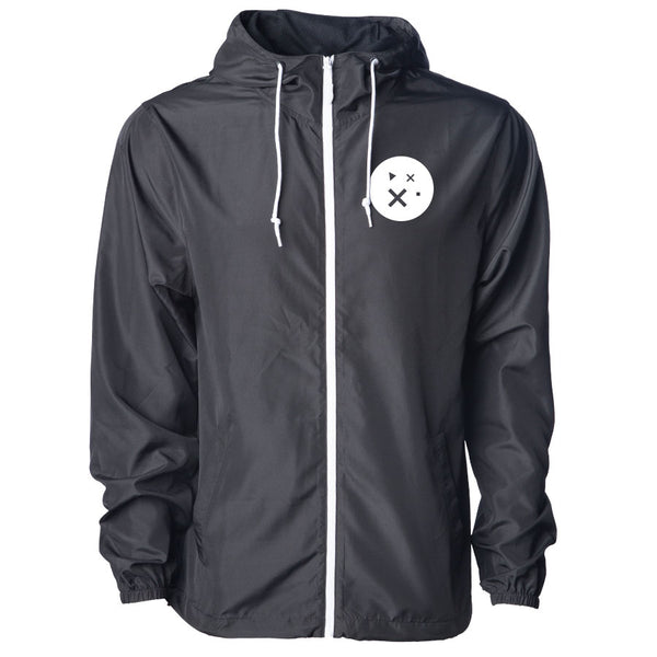 Sparkd Studios Icon Heart Lightweight Windbreaker