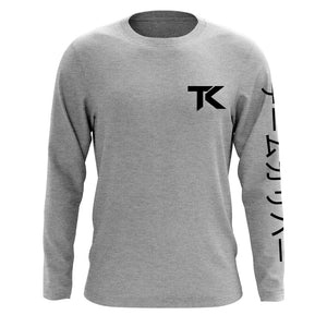 Team Kaliber Japanese Long Sleeve