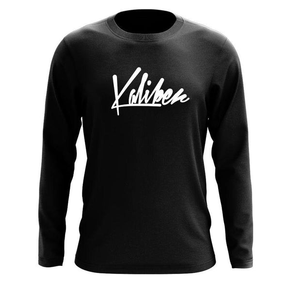 Team Kaliber Script Long Sleeve
