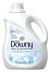 Downy® Free & Gentle™ Liquid Fabric Softener