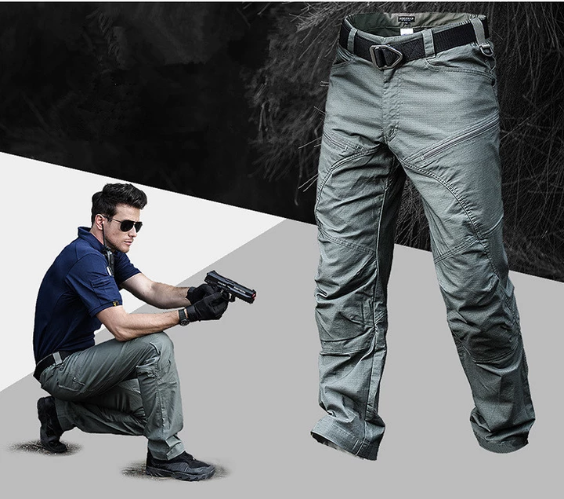 (Buy 2 free shipping) Tactical Waterproof Pants -For workers,outdoor & Adventure