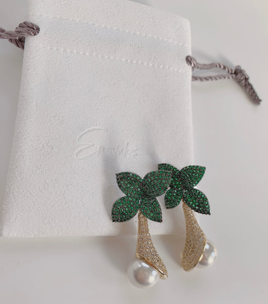Kyla Flower Earrings