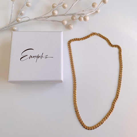 Synthia Chain Necklace