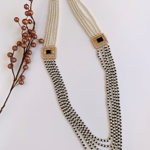 Divia Long Indian Necklace