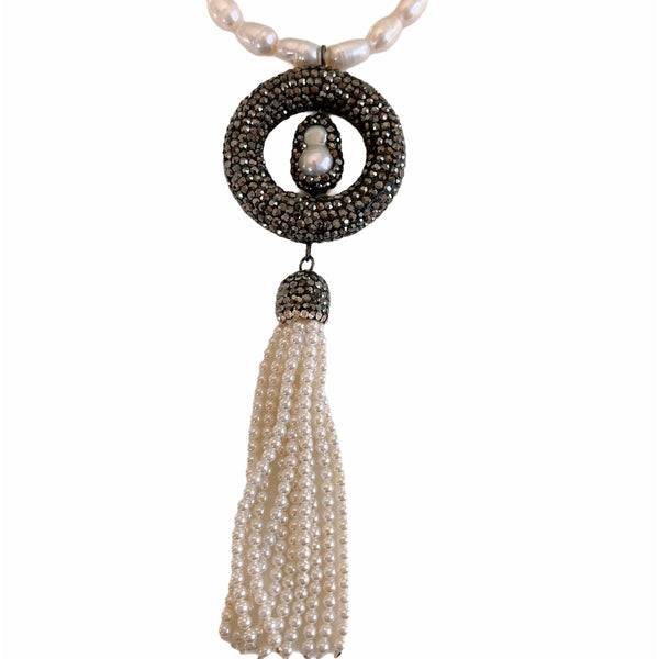 Paloma Picasso Pearl Necklace