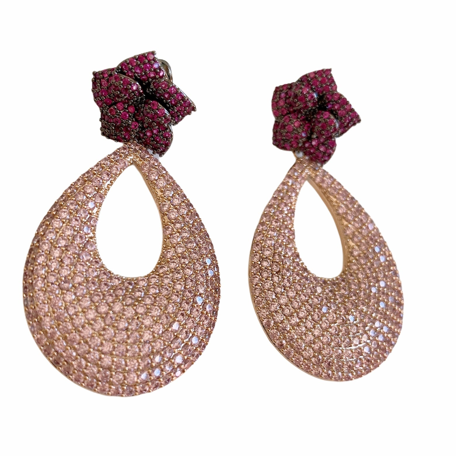 Sima Statement Earrings