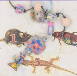 Holy Fanbear Clay Necklace