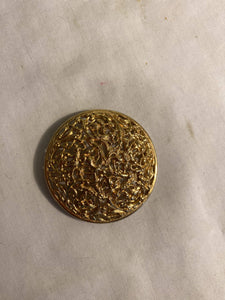 A gold bonded Napier marked vintage broach - B&P'sringsnthings
