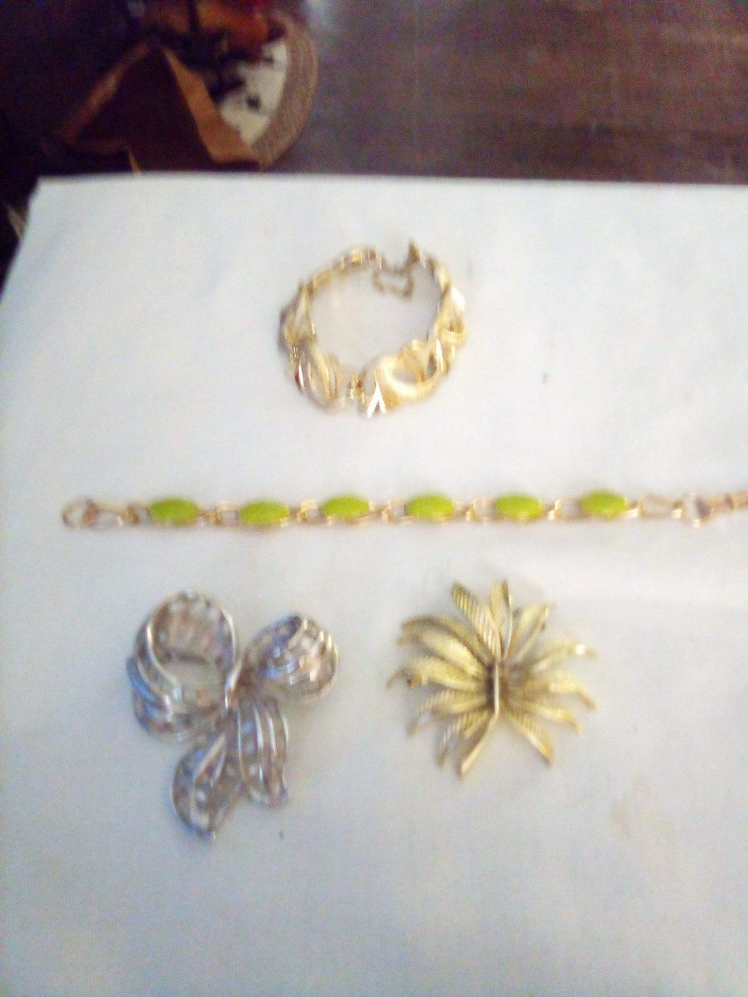 Coro marked vintage small lot - B&P'sringsnthings