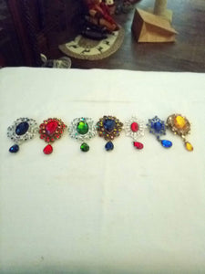 Stunning lot of beautiful broaches - B&P'sringsnthings