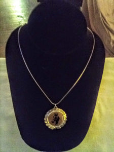A pendent with chain necklace - B&P'sringsnthings