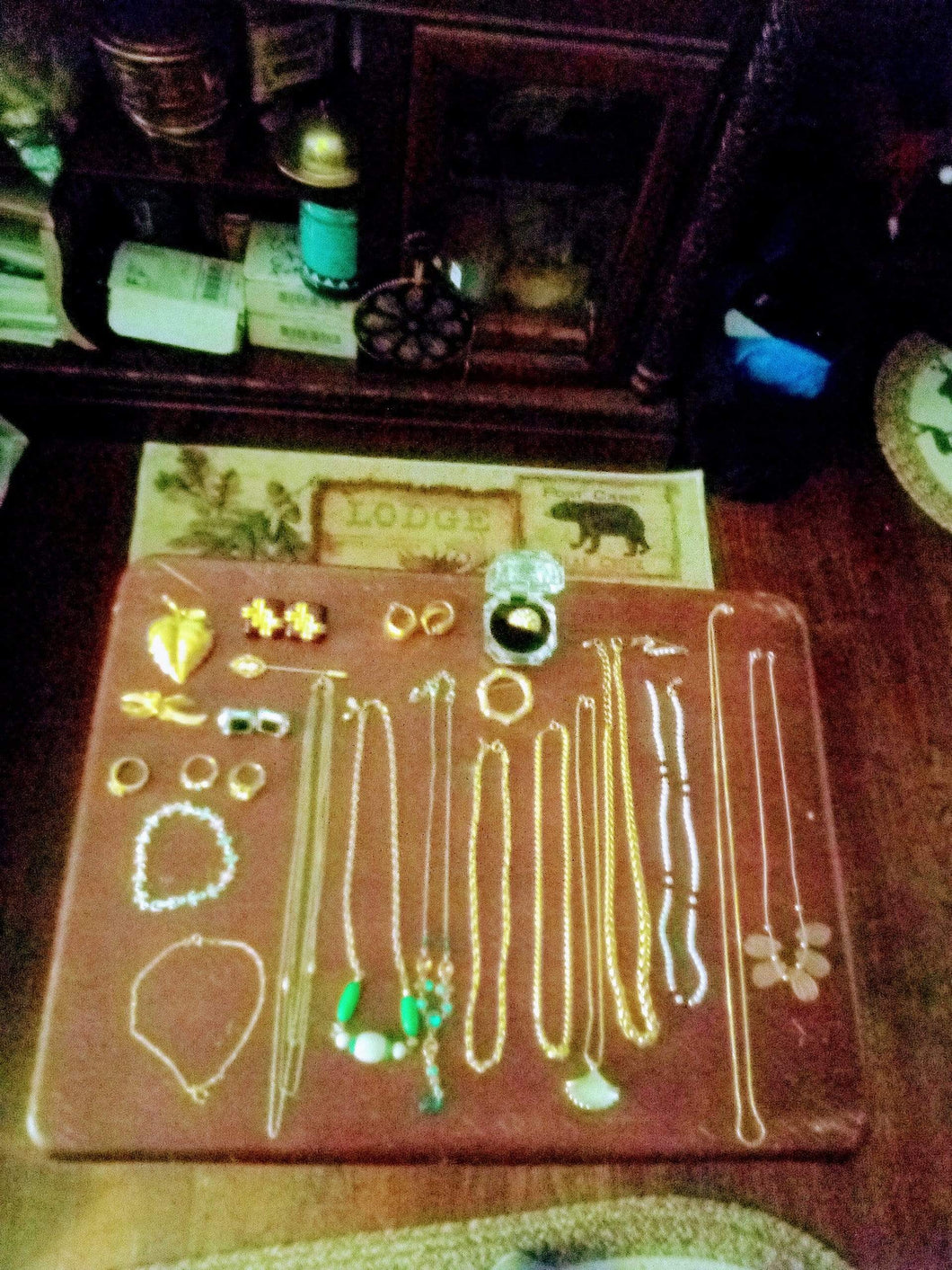 Avon large lot of marked jewelry - B&P'sringsnthings