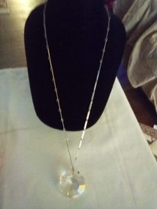 Beautiful necklace with pendent - B&P'sringsnthings