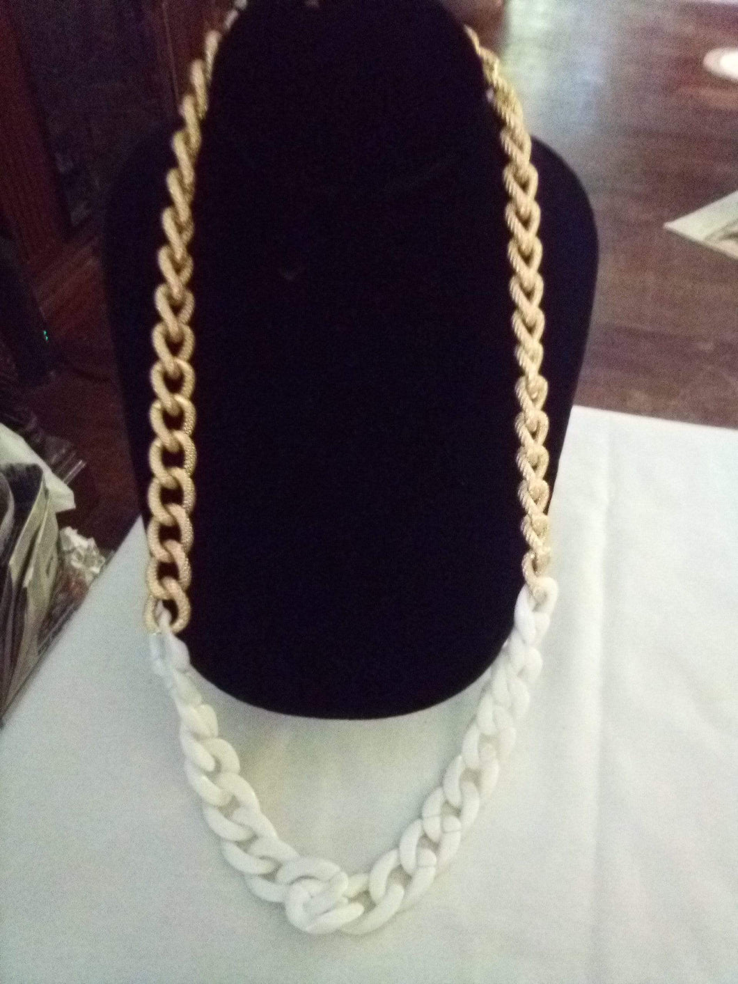 Casual long necklace - B&P'sringsnthings