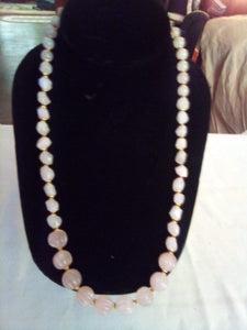 Dressy beaded necklace - B&P'sringsnthings