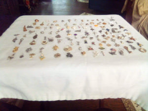 Large lot of charms and/or pendents - B&P'sringsnthings