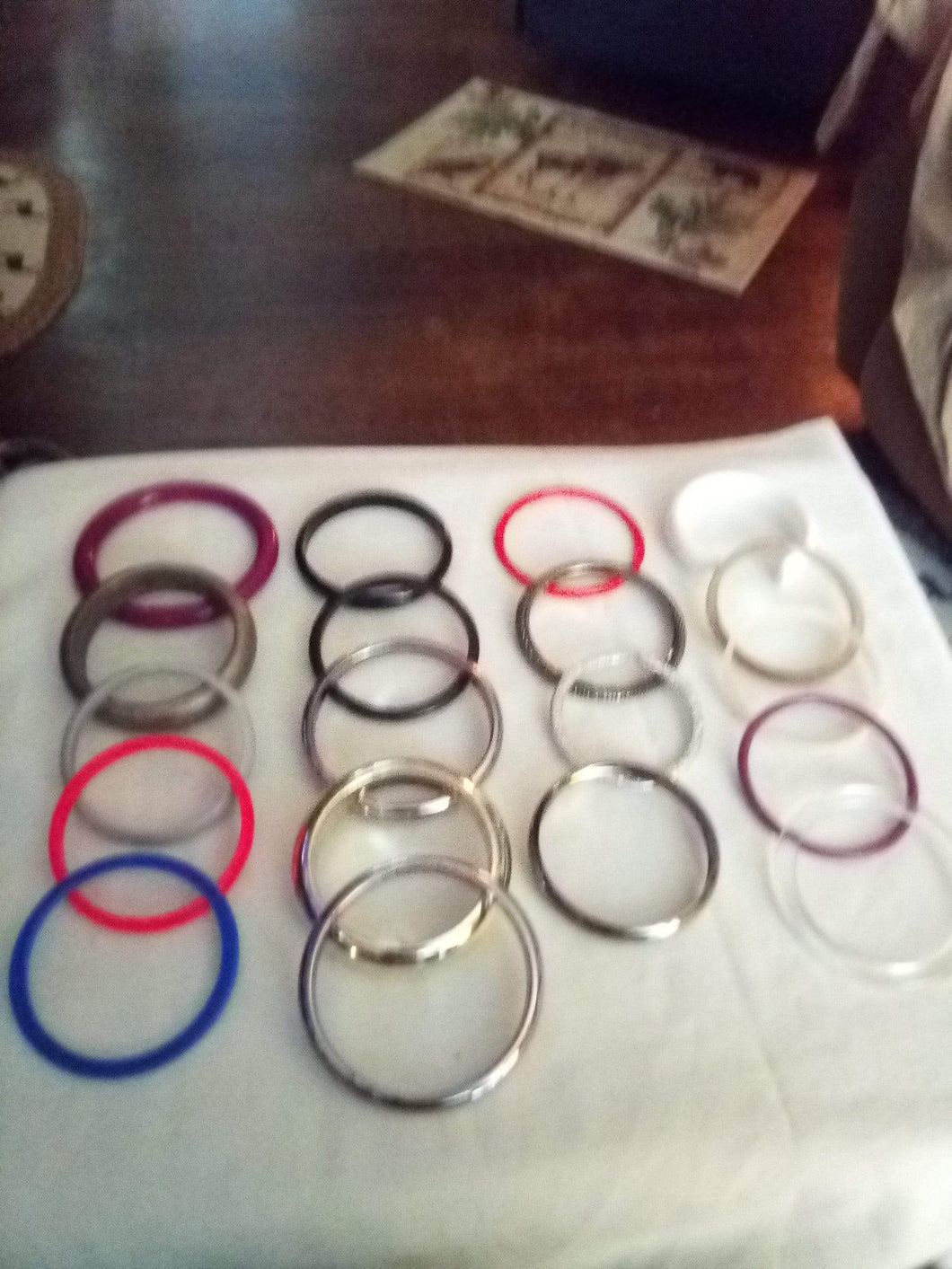 Lot of various style bracelets - B&P'sringsnthings