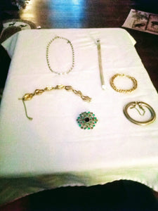 Monet marked, jewelry lot - B&P'sringsnthings