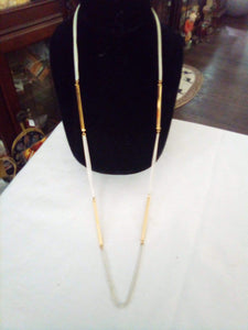 Monet marked long necklace - B&P'sringsnthings