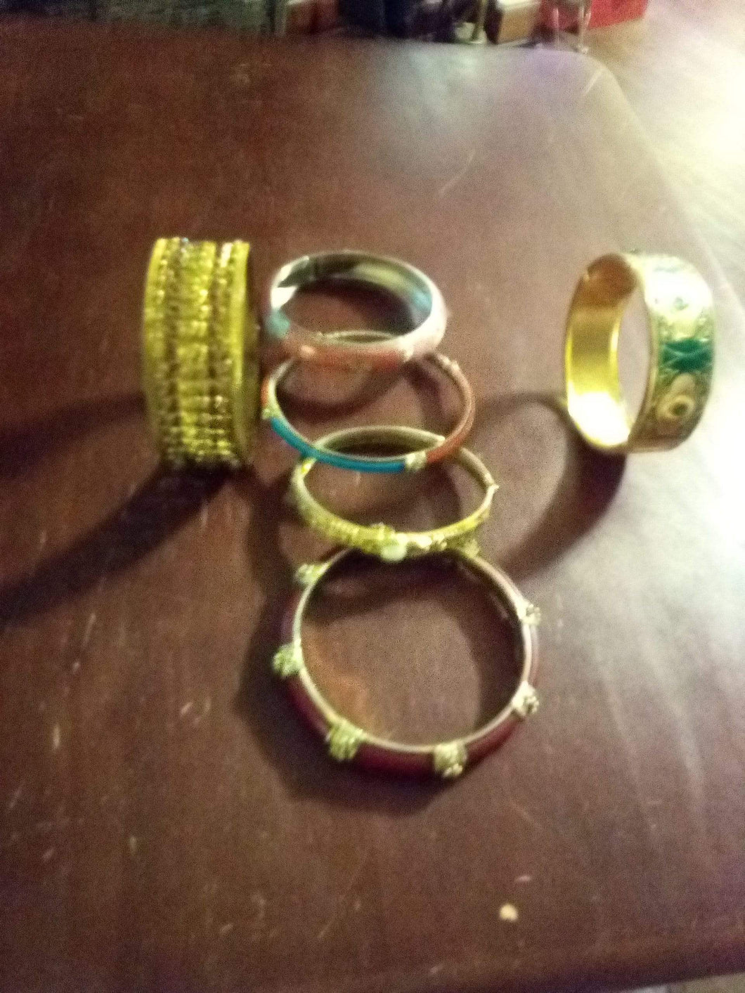 A lot of vintage bracelets - B&P'sringsnthings